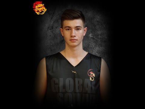 Lucas Meyring | 6'4 - SF/PF | Global Squad 2016