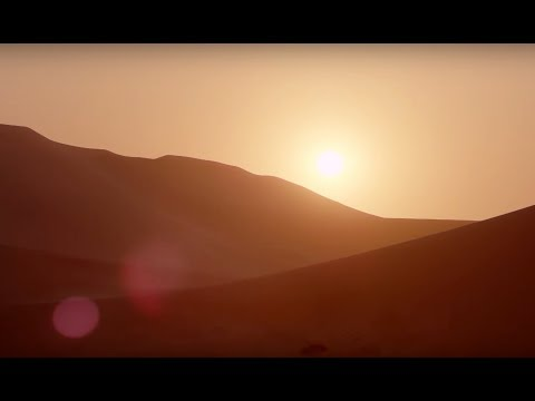 10 Hours Of Relaxing Planet Earth II Desert Sounds - Earth Unplugged