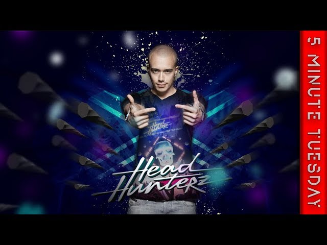 HEADHUNTERZ Y SU CARRERA | 5 MINUTE TUESDAY