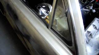 1965 mustang Restoration classic muscle car (part 2)