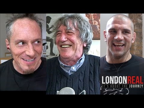 Howard Marks- Smuggling Weed Across Borders | London Real