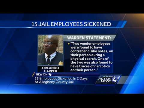 15 employees sickened at Allegheny County Jail