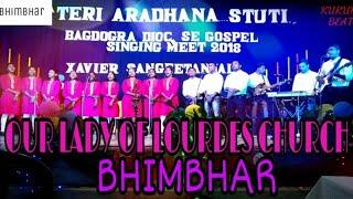 Bhimbhar   Aaja Prabhu Mere   Yeshu Tor Pyar Me   Gospel Singing   Bagdogra 2018  