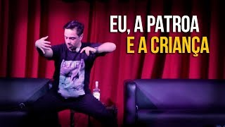 ROGÉRIO VILELA - EU, A PATROA E A CRIANÇA   STAND-UP COMEDY