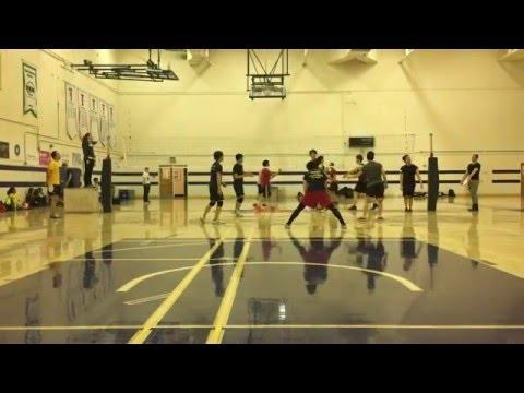Skule B vs Pharmacy - UofT Intramural Men's Volleyball Finals (March 17, 2016)