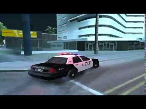 Gta Sa Ford Crown Victoria Police Car Mod