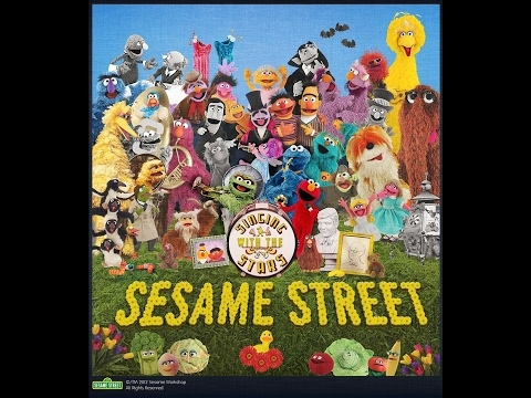 Sesame Street - What TIme Is It On...grover-oscar cookie monster vintage children's record Mp3