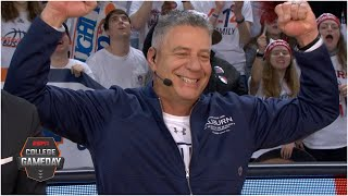 Bruce Pearl electrified over Kentucky vs. Auburn marquee matchup | College GameDay