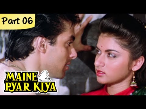Maine pyar kiya full movie hd part 6 13 salman khan for What time is it in maine right now