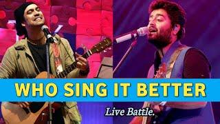 Arijit Singh or Jubin Nautiyal | Who Sing It Better🎤 | Ae Dil Hai Mushkil | Rock v/s Soft 🔥❤️