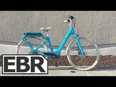 CUBE Elly Ride Hybrid 400 Video Review - $3.5k Stylish Cruiser Electric Bike