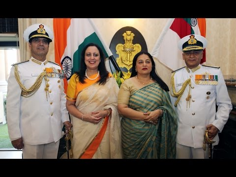 Admiral Sunil Lanba Taking Over As Chief of Naval Staff: In Pictures