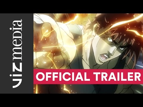 JOJO'S BIZARRE ADVENTURE Official English Trailer