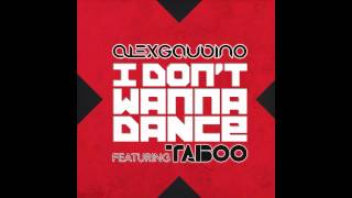 Alex Gaudino ft. Taboo - I Don