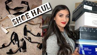 AFFORDABLE CLASSY SHOE HAUL | The Shoe Company Haul | Fancy High Heels & Sandals
