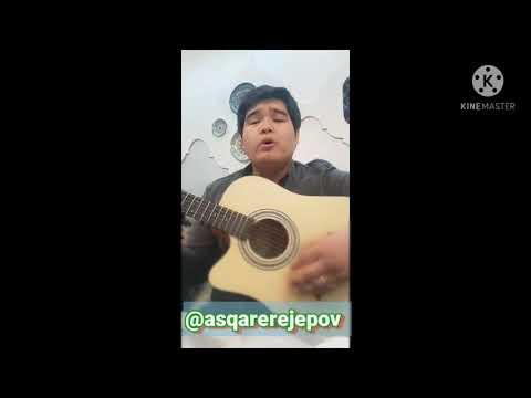 Dostim Qaraqalpaqsha qosiq _ Asqar Erejepov