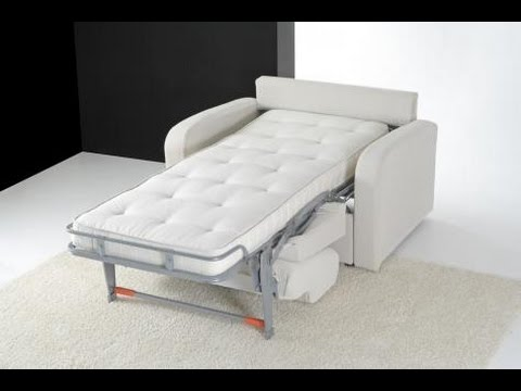 Hide A Bed Chair Sleeper Office Not Revolving Folding Foam Sofa