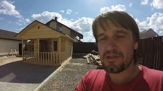 видео Д-3 Дом из бруса6x6 м