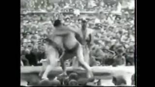 明治の相撲(大砲・小錦・常陸山・梅ケ谷)