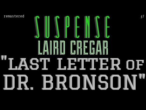 LAIRD CREGAR Writes