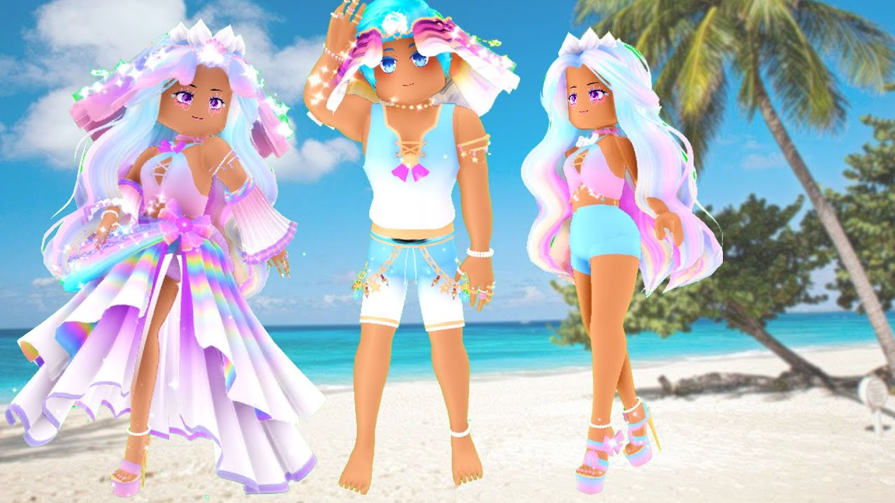 NEW Royale High Summer Heels + Outfit (Roblox RP)