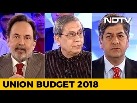 Prannoy Roy's Analysis Of Budget 2018