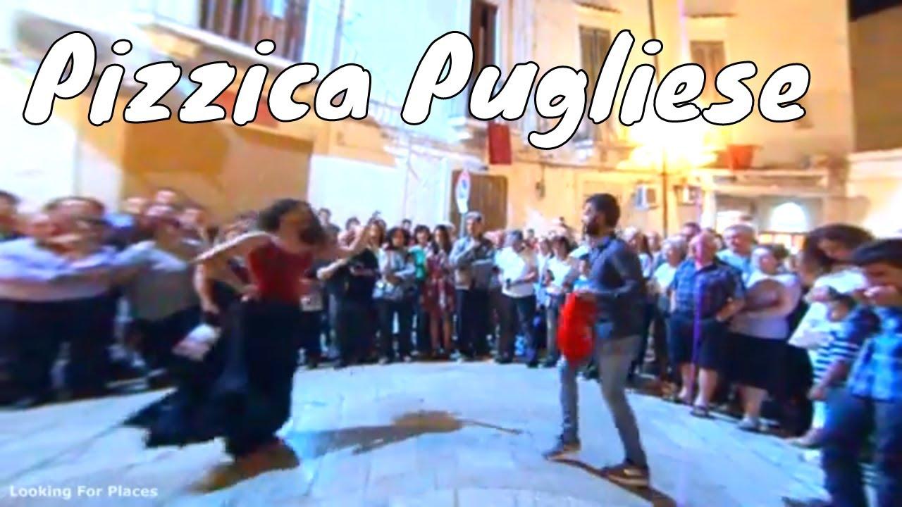 Ballo della Pizzica Pugliese ( Puglia - Italy )