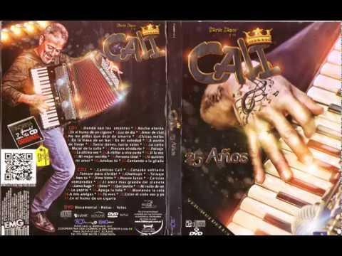 01- Donde Van Los Amantes- Grupo CALI [25 Años- El Señor Del Acordeón CD 1]