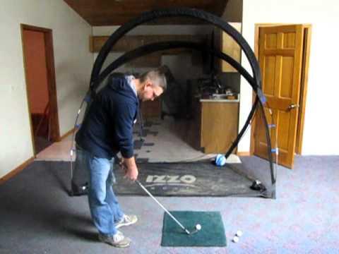 Chad Damron Golf Phenom (Greatest Swing Ever)