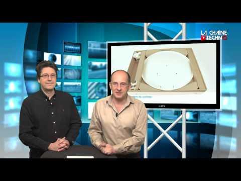 [Eté 12] Internet par satellite : comment ça marche ?