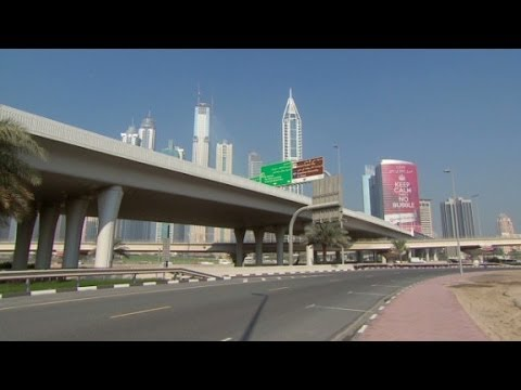Dubai's road to recovery