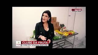 APRESENTADORA COMERCIAL - TV BALCÃO   (CLUBE DA FRUTA BH)