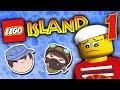 Lego Island: Pure Chaos - PART 1 - Steam Train