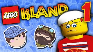 Lego Island: Pure Chaos - PART 1 - Steam Train