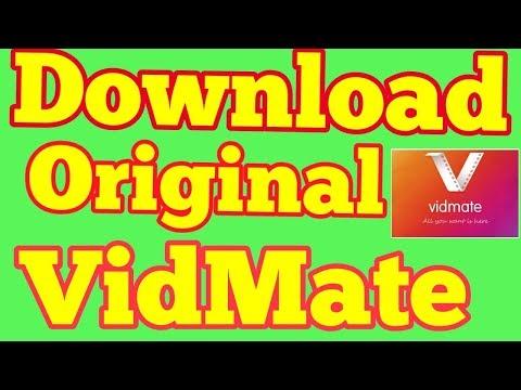 Latest VidMate HD Video Downloader Official App 2017