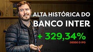 DESDOBRAMENTO E UNITS DO BANCO INTER! Por que BIDI4 não para de subir?