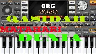 Gambar cover QASIDAH MATAHARINYA DUNIA ORG 2020