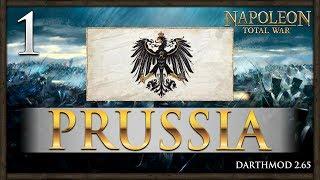THE IMPERIAL EAGLE RISES! Napoleon Total War: Darthmod - Prussia Campaign #1