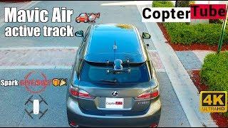 Dji Mavic Air Tracks a CAR 🚗🚁 and the winner issss......😀