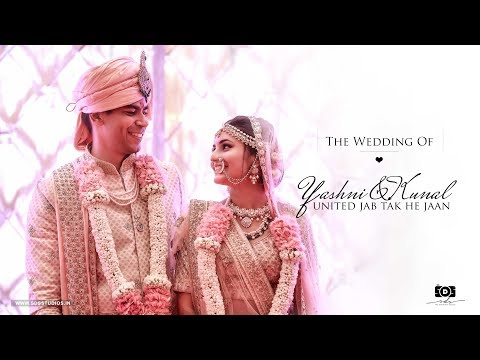The Grand Masti Indian Wedding of Yashni and Kunal | Twist, Love Aaj Kal Lipdub by SDS Studio