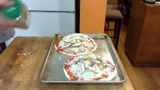 How to Shrimp Pizza