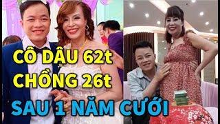 Cô Dâu 62 tuổi ở Cao Bằng lấy chồng 26 tuổi sau 1 năm Cưới giờ thế nào? - TIN GIẢI TRÍ