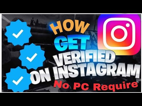 How To Get Verified Tick On Instagram | Instagram Pe Blue Tick Kaise Paye|  How to get Blue Tick - Смотреть лучшее видео