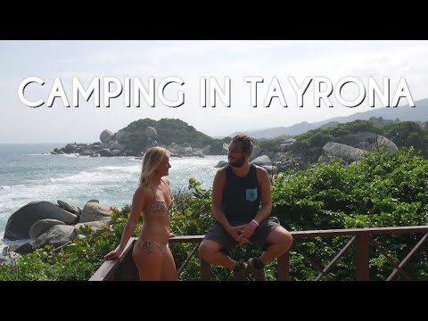 BYE BYE COLOMBIA (Travel Diaries EP06) // Tayrona - Cartagena - Panama City [ENG SUBS]