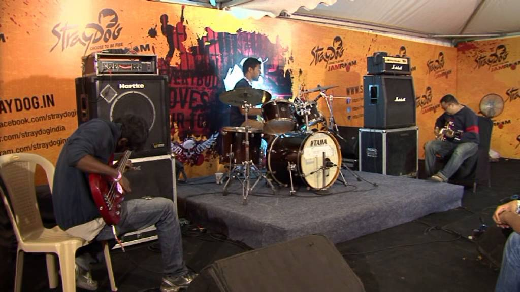Straydogindia Jam Room At The Bacardi Nh7 Weekender Bengaluru