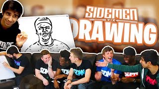 SIDEMEN DRAWING CHALLENGES