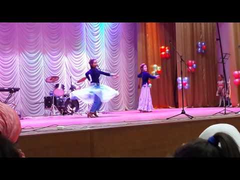 Танец уйгурский