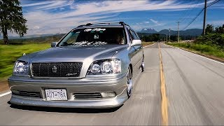 Is This The Rolls Royce of JDM Wagons?! Toyota Crown Athlete Estate