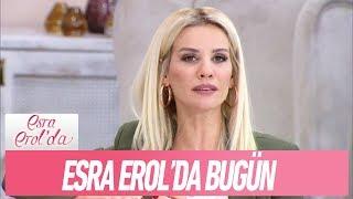 Esra Erol'da bugün neler oluyor? - Esra Erol'da 3 Ocak 2018