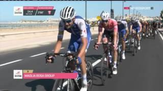 Велоспорт   Джиро дИталия   Восьмой этап 4 часть